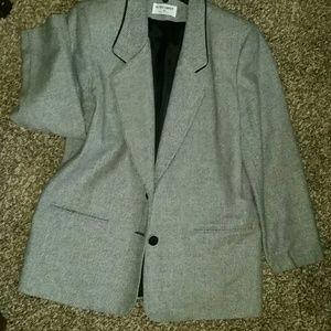 Beautiful Wool Blend Ladies Jacket